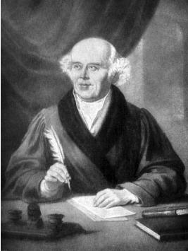 Samuel Hahnemann (1755-1843).