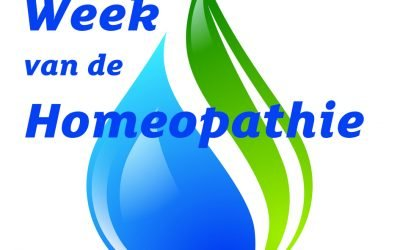 Week van de homeopathie 10-16 april 2018