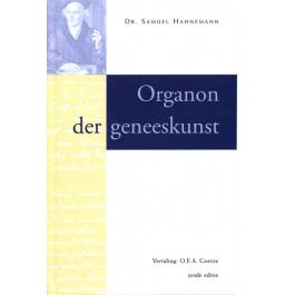 Organon der Geneeskunde Nederlandse uitgave, vertaling O. Goetze